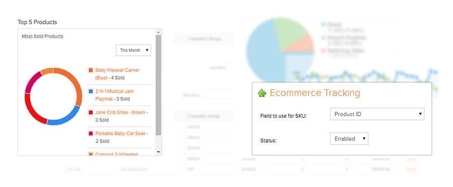 Ecommerce Design SEO and Analytics
